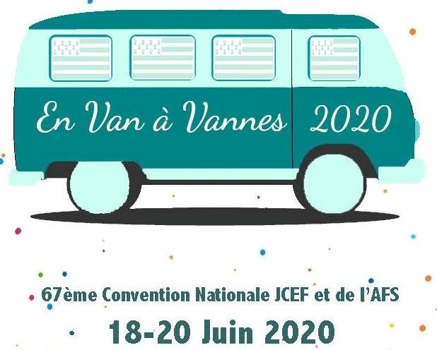 Convention JCEF & Réunion AFS